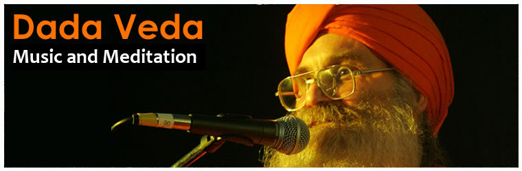 Dada Veda is a singer-songwriter, yoga-meditation teacher, and social worker. His songs are presented in a folk-country style and his lyrics deal with ecology, social justice and spiritual themes